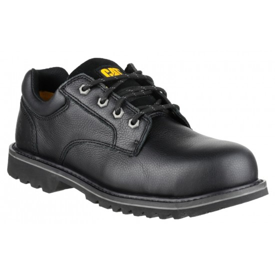 CAT Black Electric Lo Safety Shoe