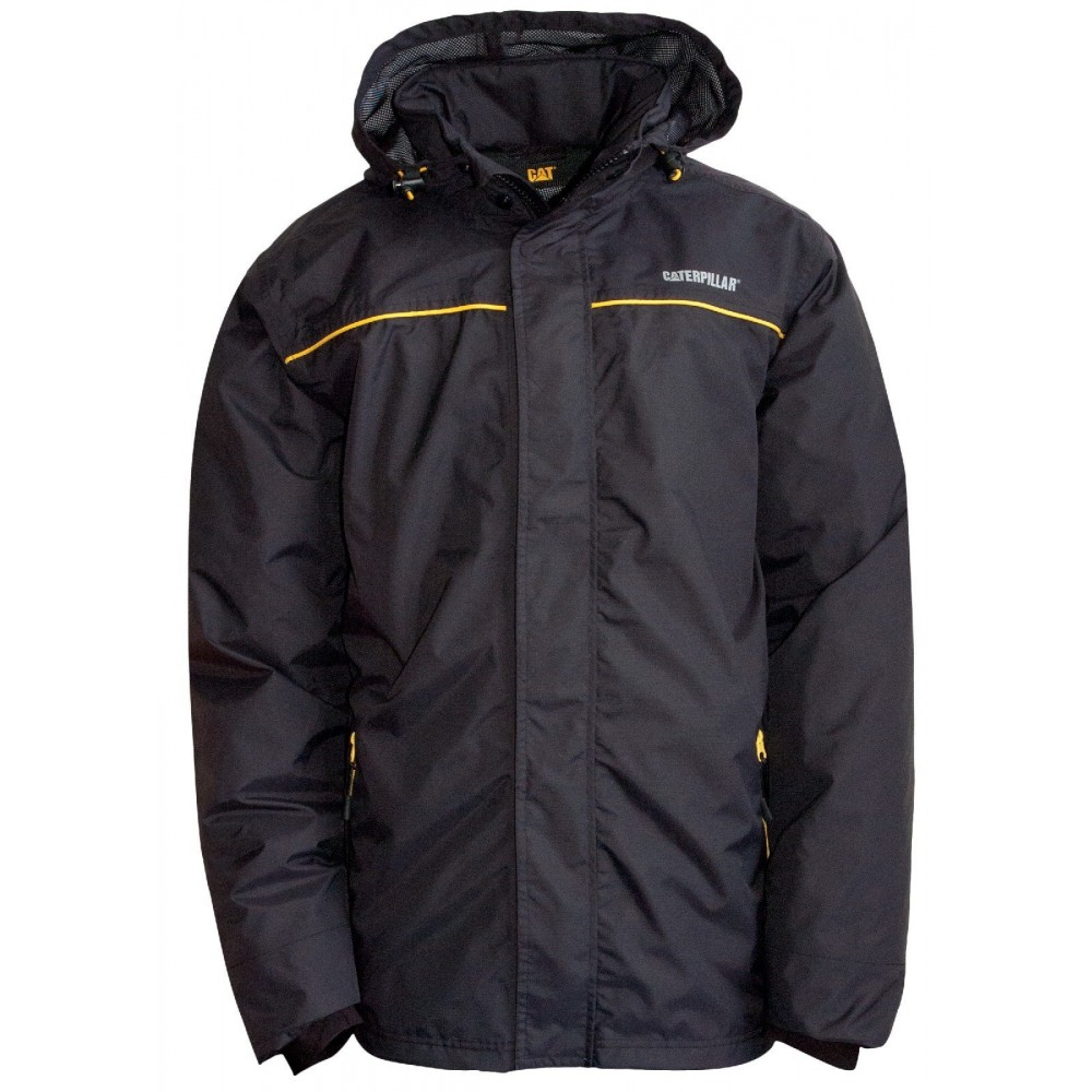 CAT Black Traverse Jacket