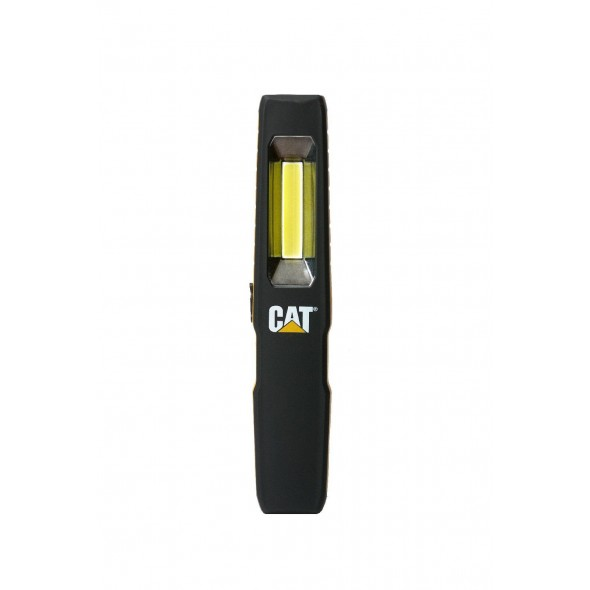 CAT Black/Yellow Rechargeable Slim Light 175LM