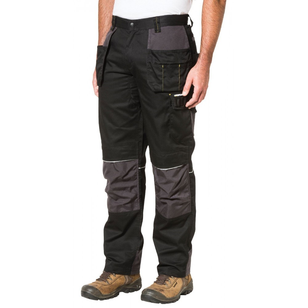CAT Black Graphite Skilled Ops Trouser