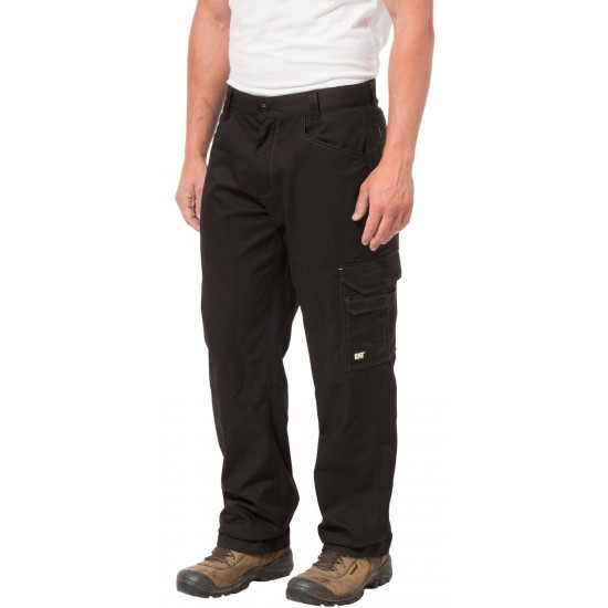 CAT Black Allegiant Trouser