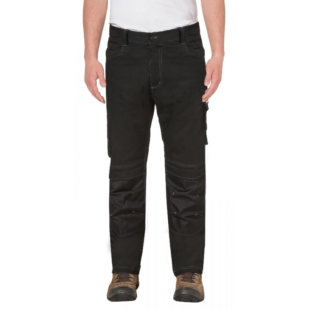 CAT Black Custom Lite Pant