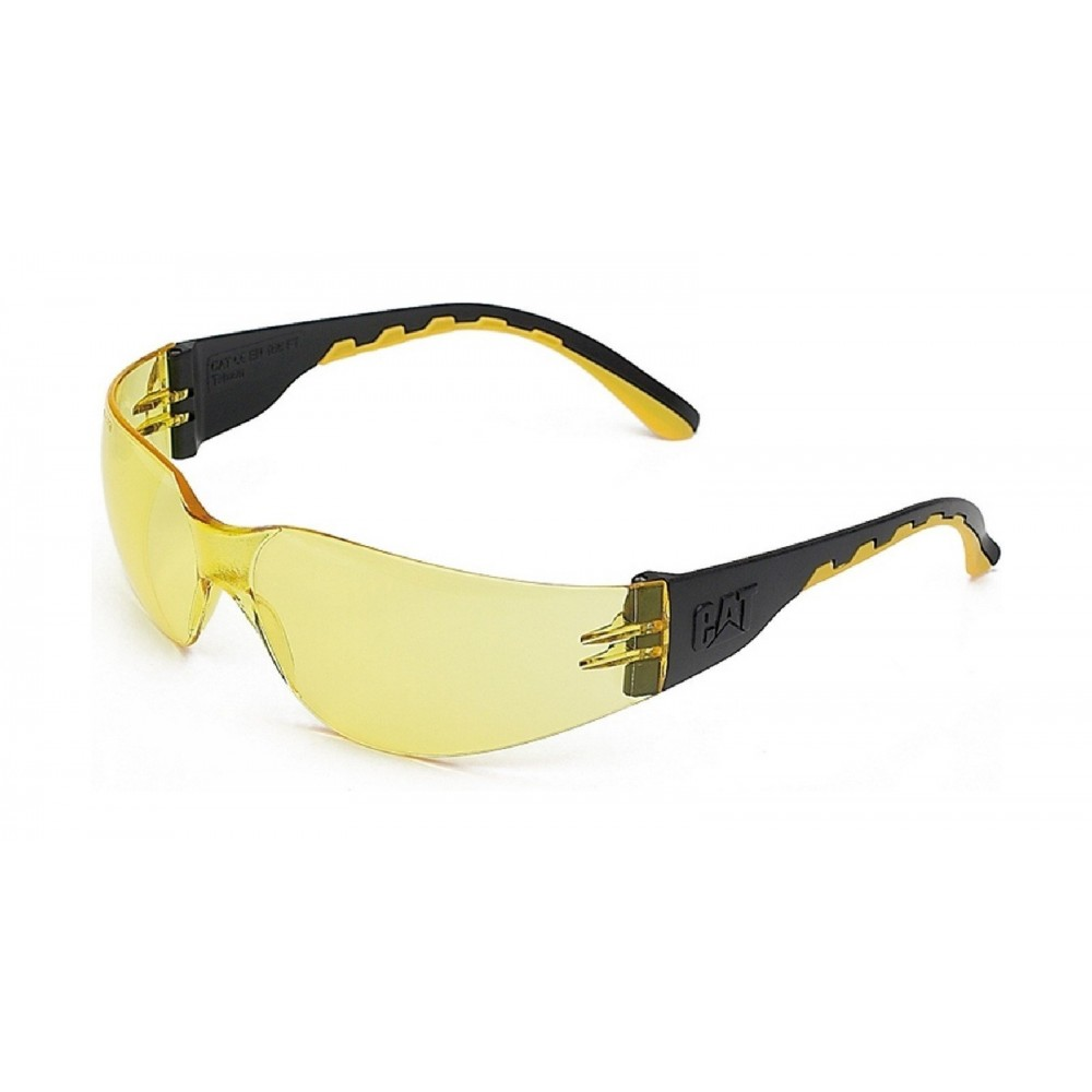 CAT Yellow Track Protective Eyewear
