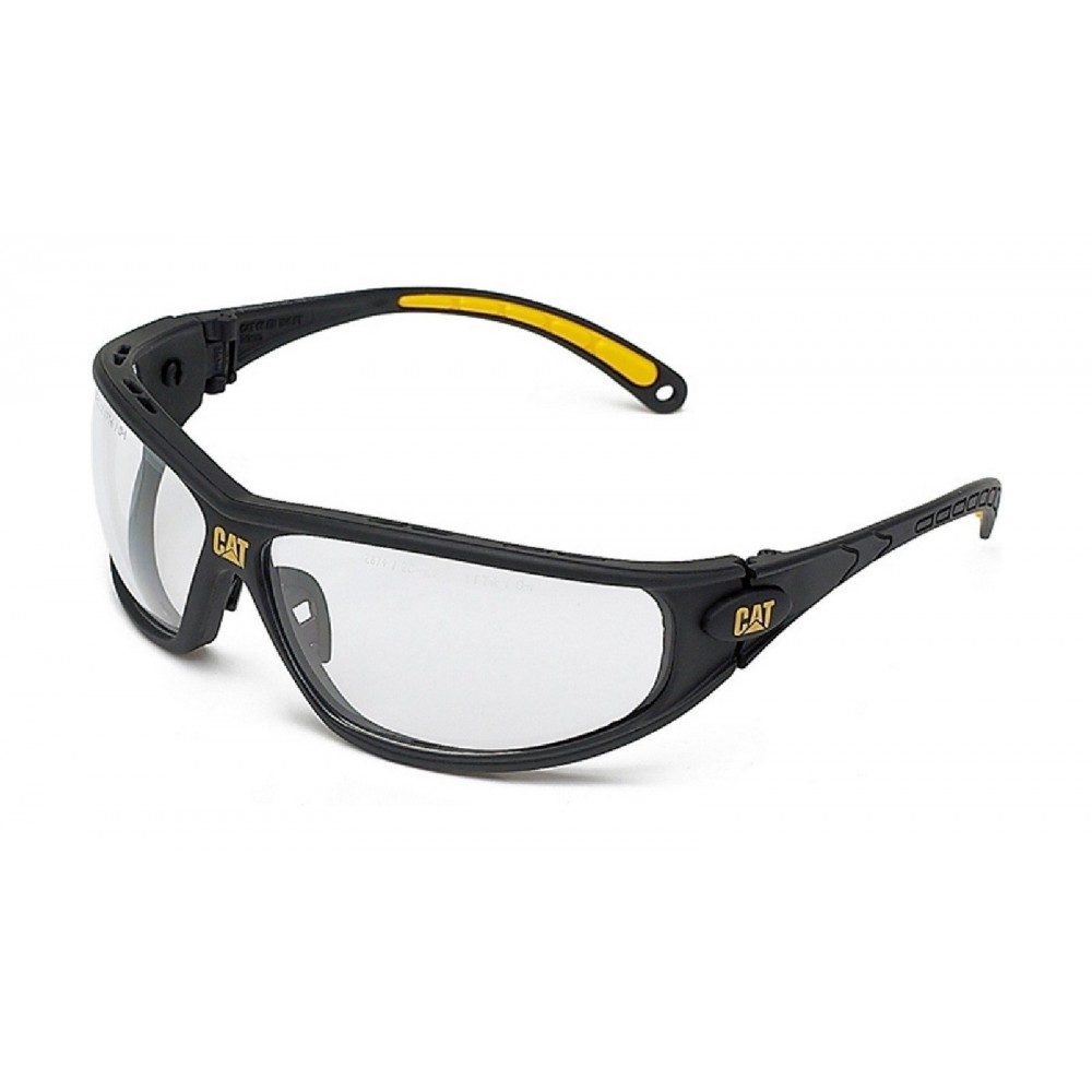 CAT Clear Tread Protective Eyewear