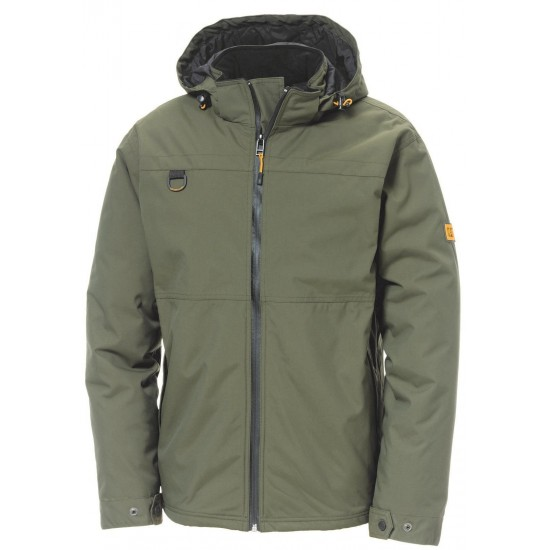 CAT Army Moss Chinook Jacket