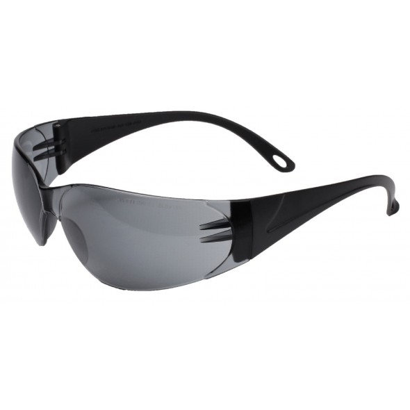 CAT Smoke Black Jet Safety Frame Glasses