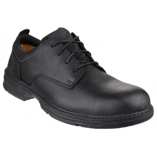 CAT Black Inherit Safety Shoe