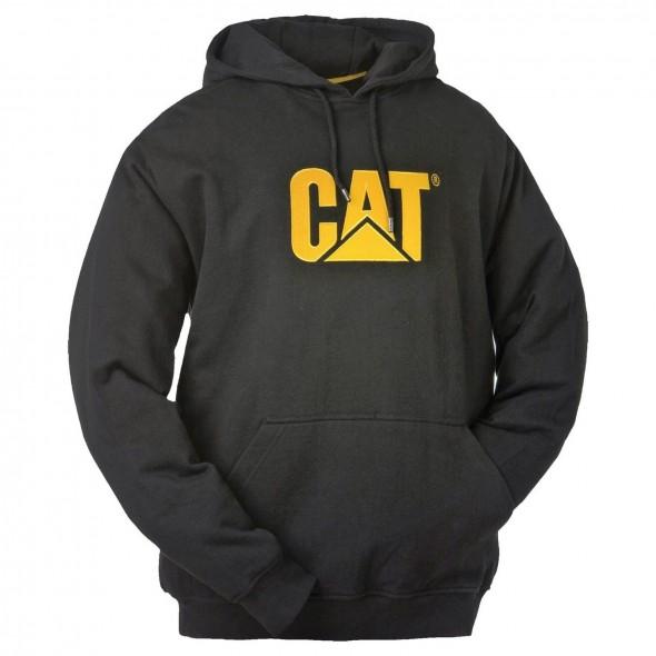 CAT Black Trademark Sweater