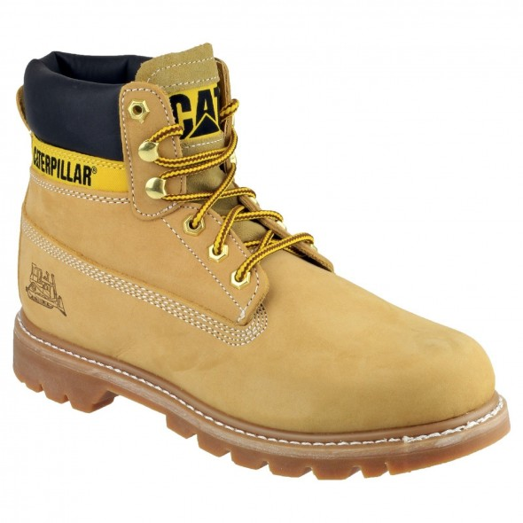 CAT Honey Colorado Boot