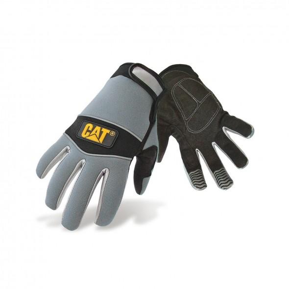 CAT Black/Grey Neoprene Comfort Glove
