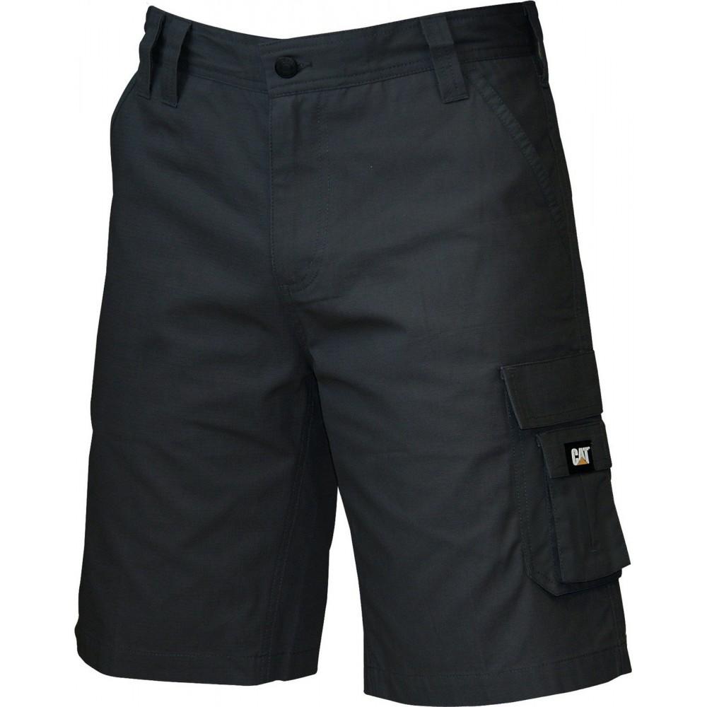 CAT Black DL Shorts