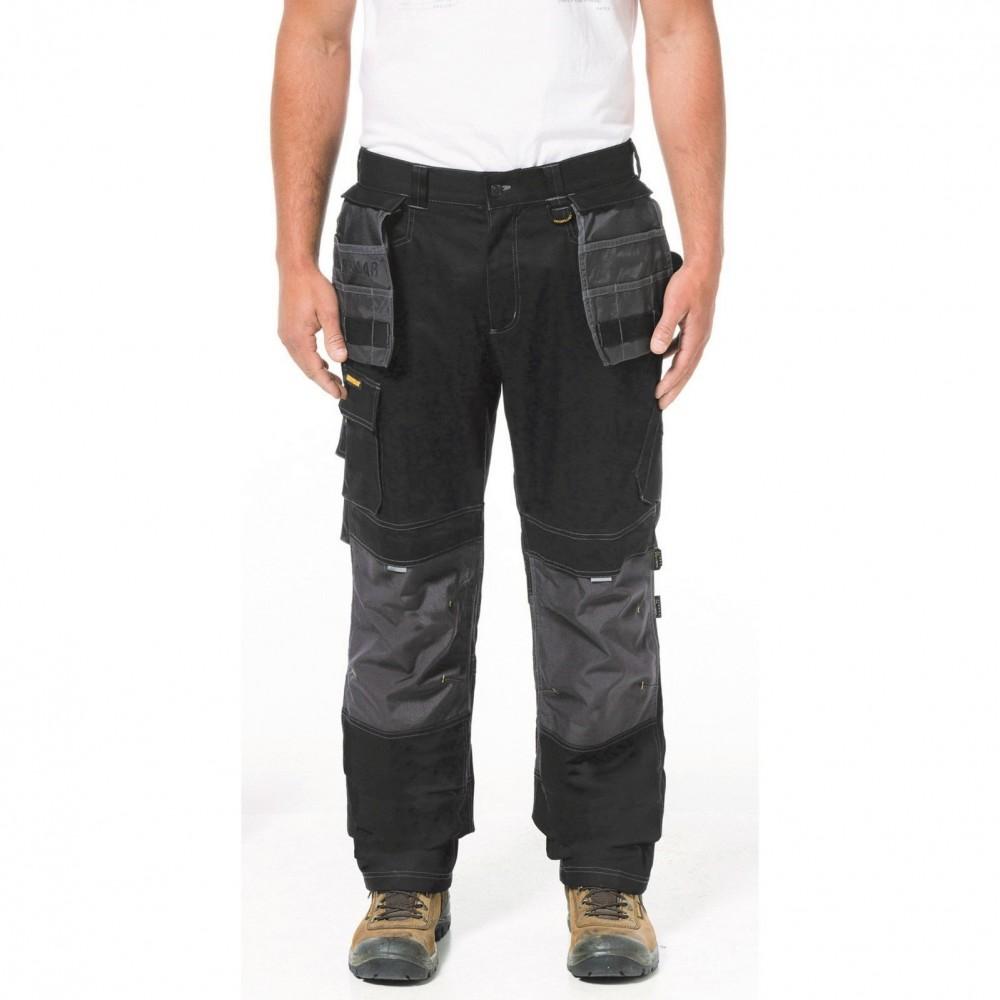 CAT Black Graphite H2O Defender Trouser