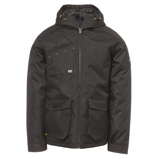 CAT Black Battleridge Jacket