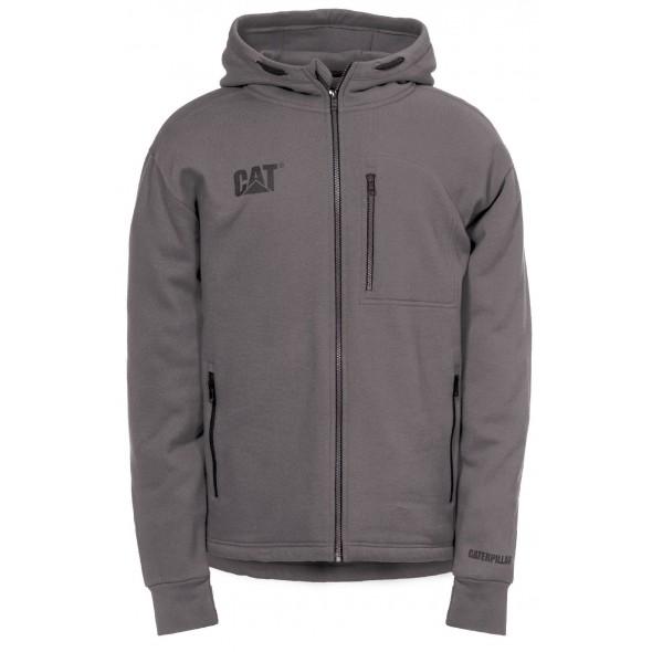 CAT Dark Shadow Drop Tail Zip Sweatshirt