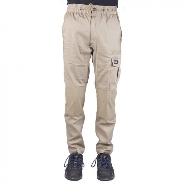 CAT Khaki Dynamic Trouser