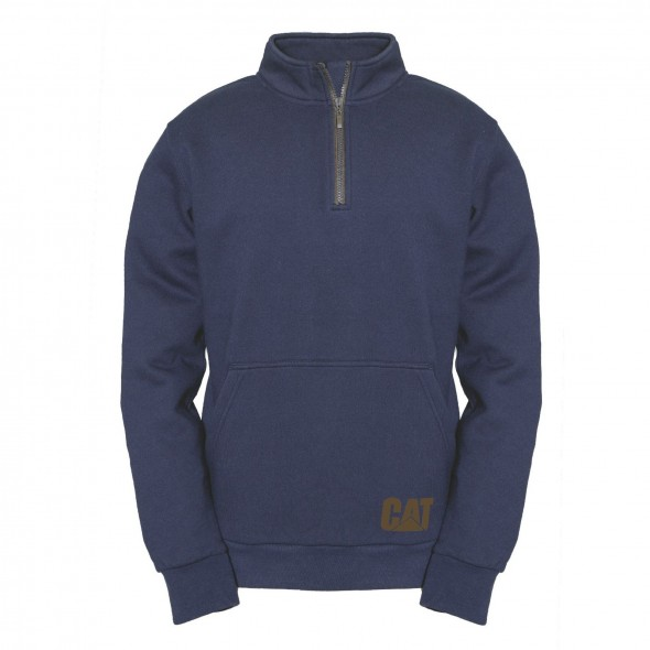 CAT Eclipse AG 1/4 Zip Pull Over Jumper