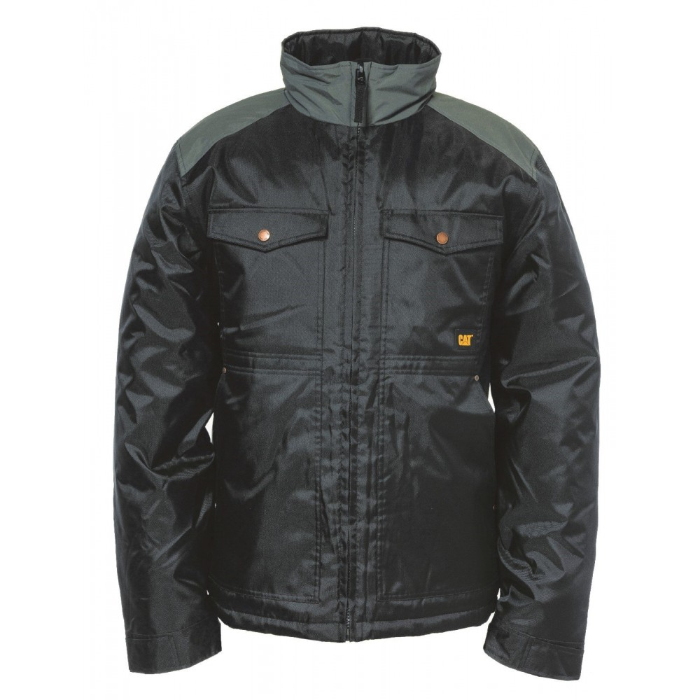 CAT Black Harvest Jacket