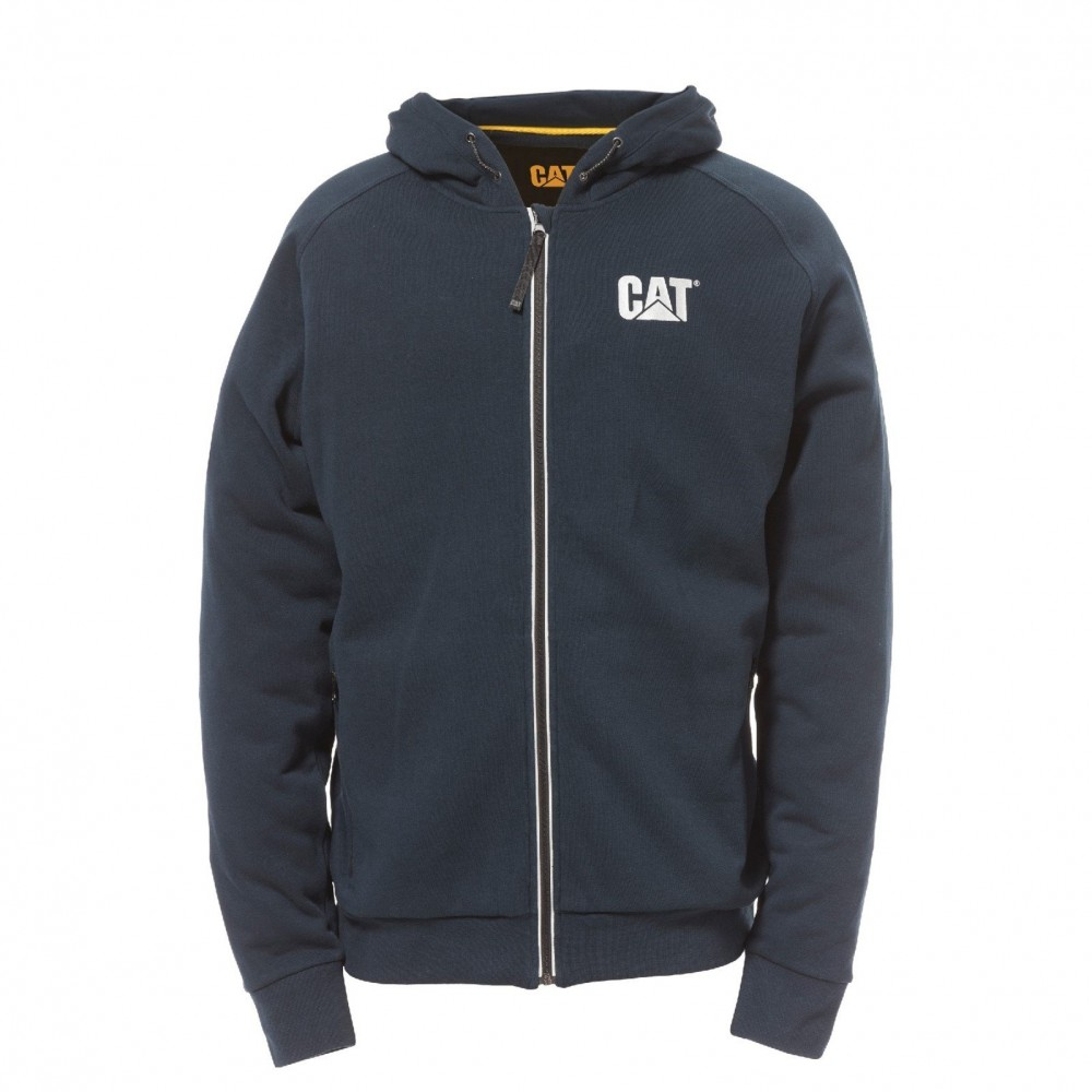 CAT Marine Warrior ZIP Sweatshirt