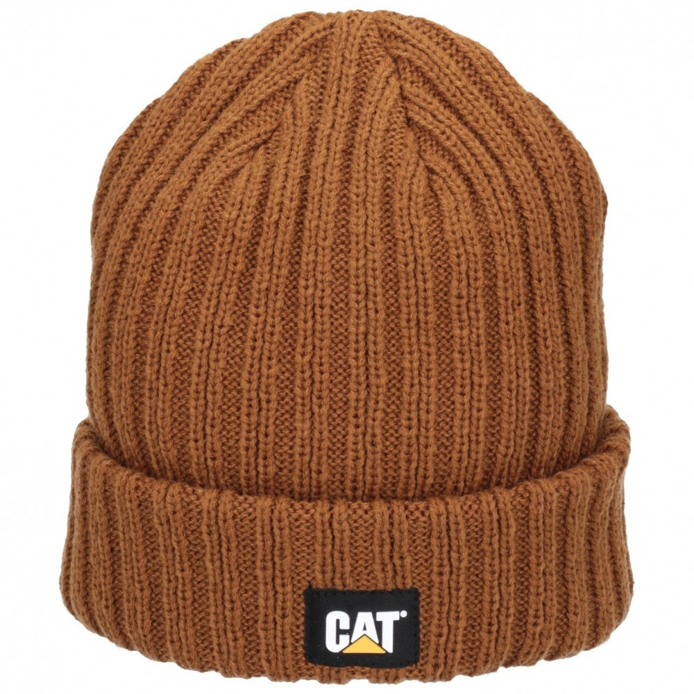 CAT Bronze Rib Watch Cap