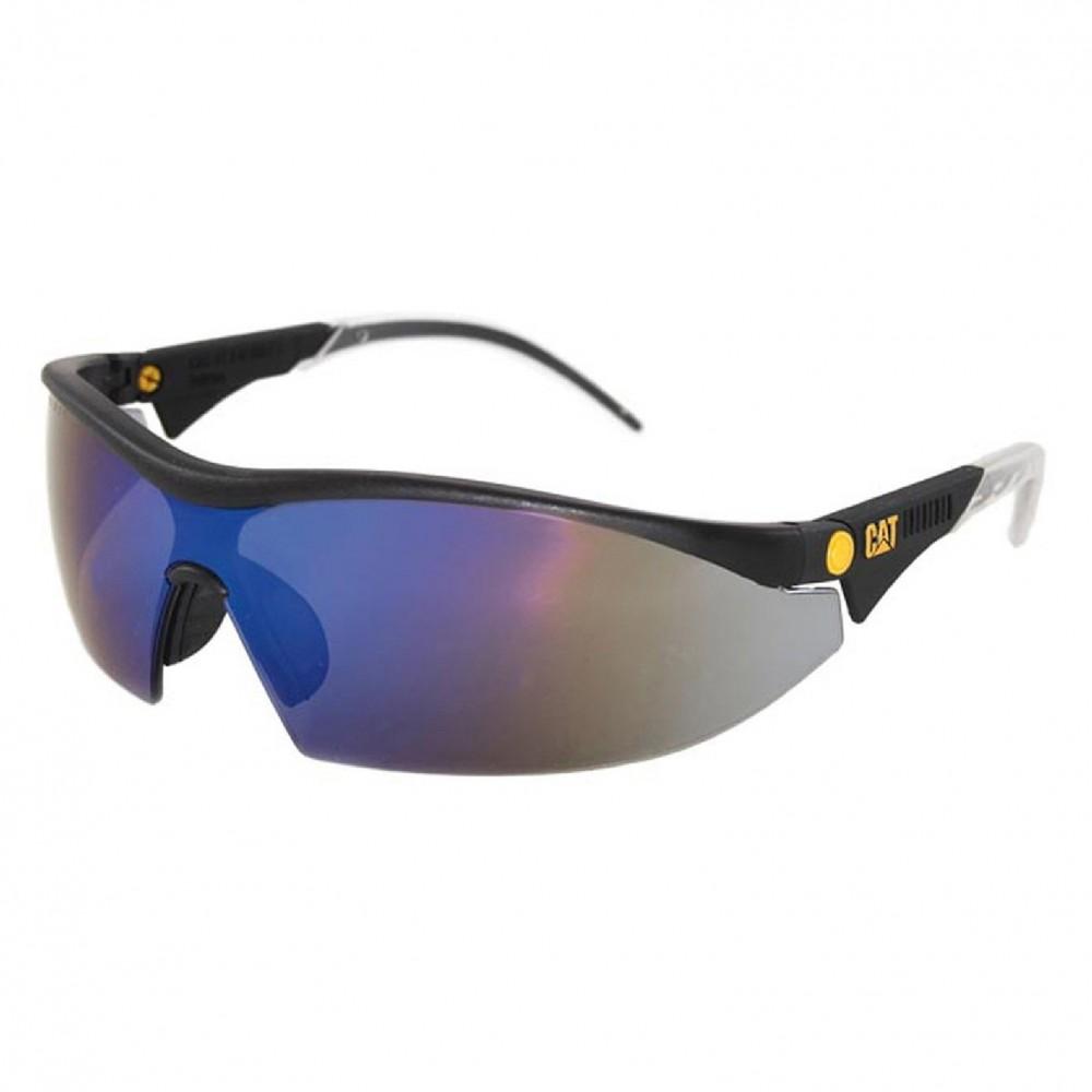 CAT Blue Digger Protective Eyewear