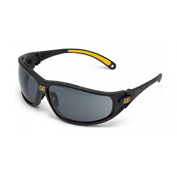 CAT Smoke Tread Protective Eyewear