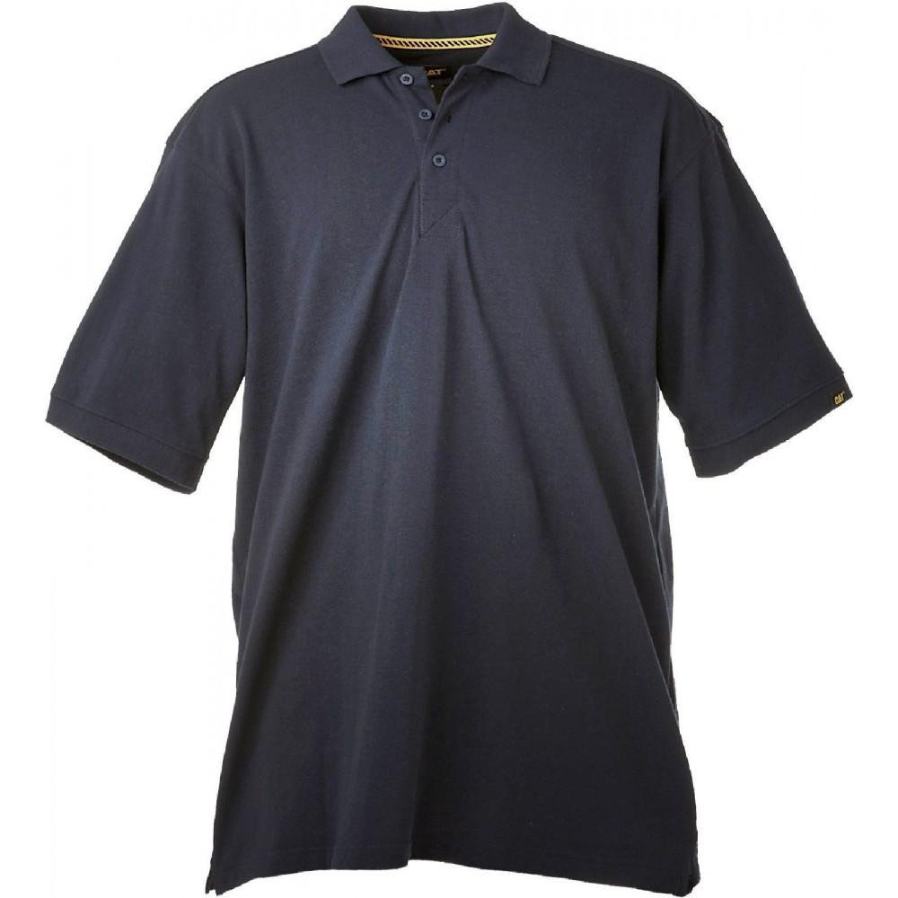 CAT Navy Uniform Polo Shirt