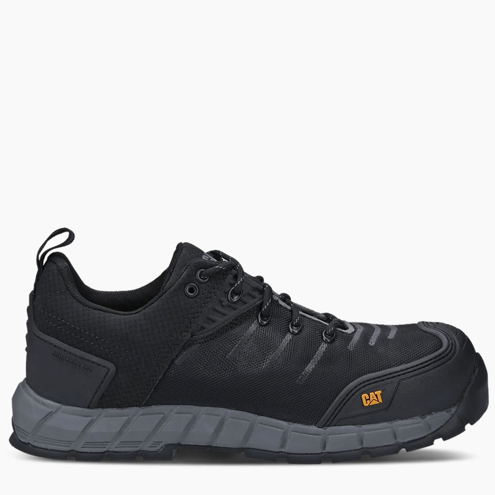 CAT Byway Black Safety Trainer