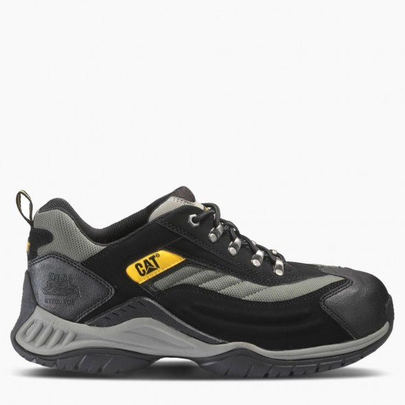 CAT Black Moor Safety Trainer