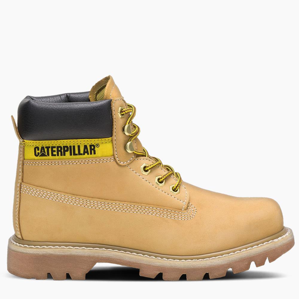 CAT Honey Colorado Boot