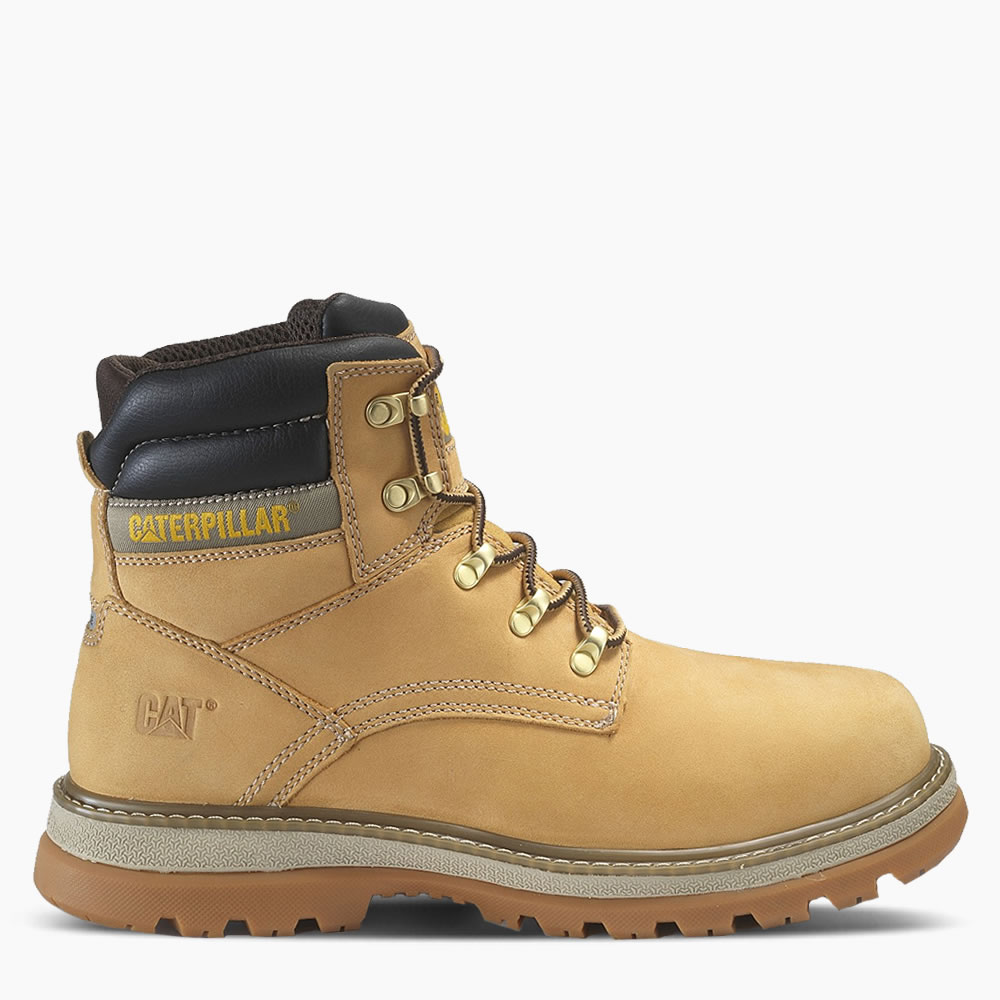 CAT Fairbanks Safety Boots