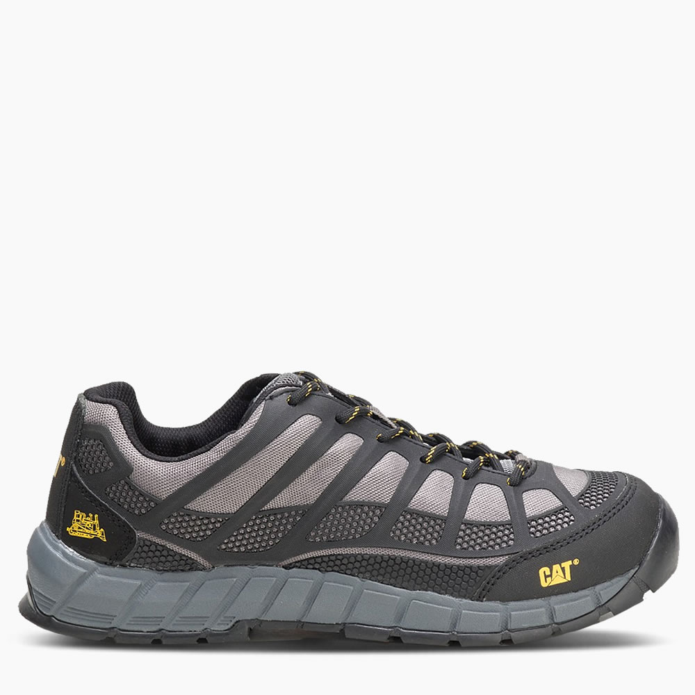 CAT Streamline Grey Safety Shoe
