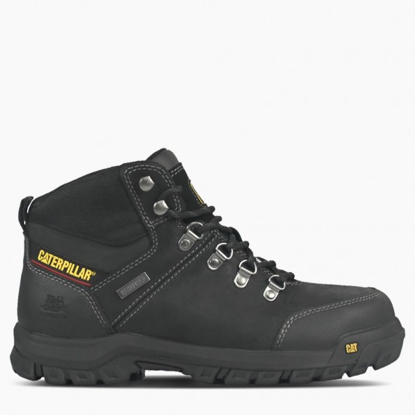 CAT Black Framework Boot ST S3 WR HRO SRA