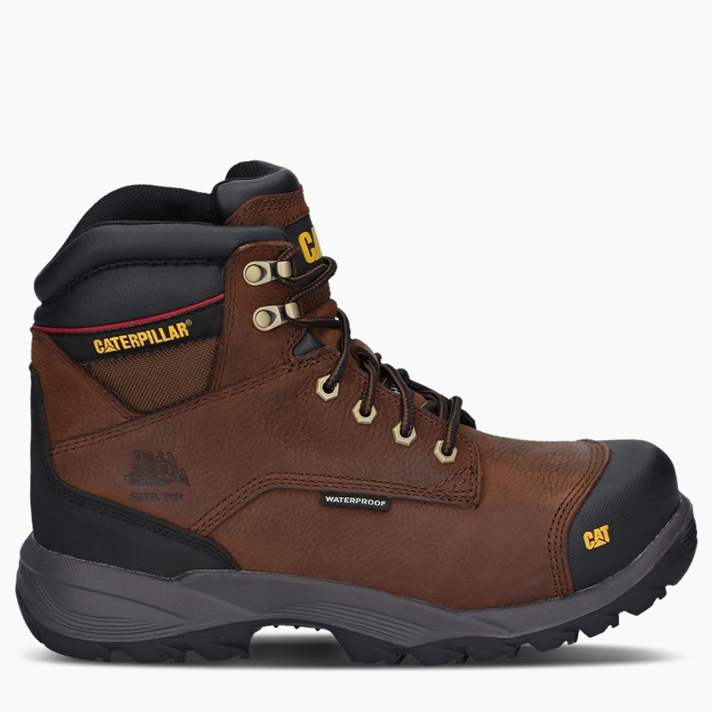 CAT Spiro Waterproof Safety Boot