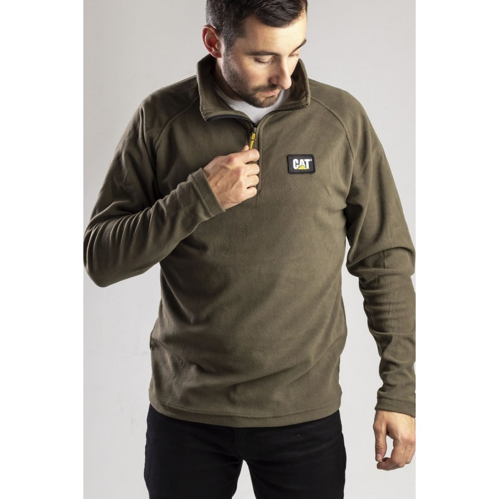 CAT Cypress AG Fleece Pull Over Jumper