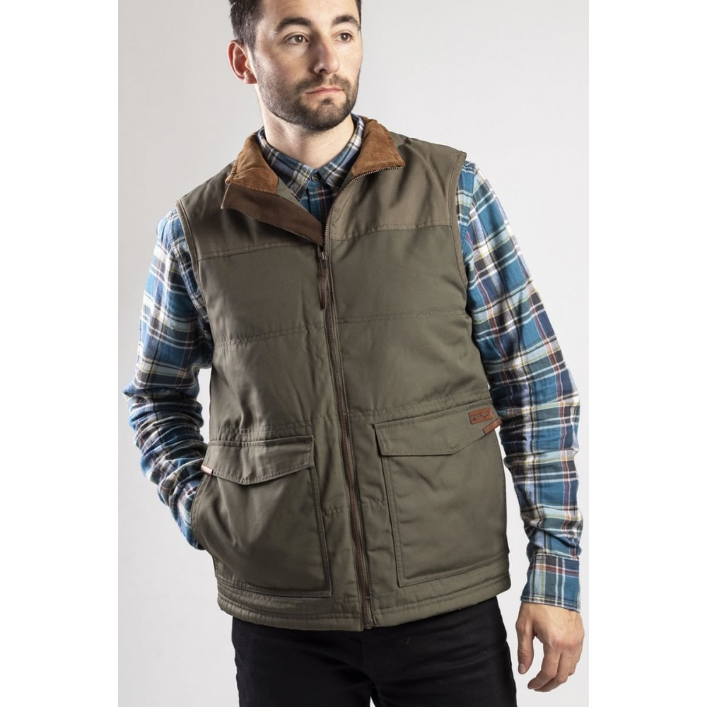 CAT Cypress AG Zip Up Vest